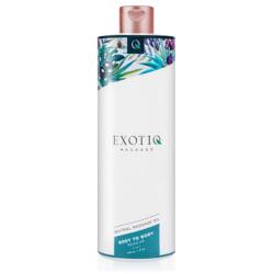 Exotiq Body To Body Oil 500ml Massageolja