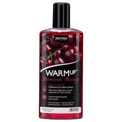 Joydivision Warm-up Massage Oil Cherry 150ml Massageolja