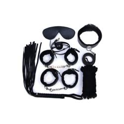 TOYZ4LOVERS Bondage Kit Black Bondage paket