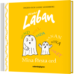 Mina första ord - Lilla Spöket Laban