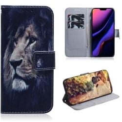 Plånboksfodral Apple iPhone 11 Pro - Lejon
