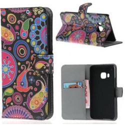 Plånboksfodral HTC One (M9) - Jellyfish