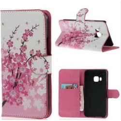Plånboksfodral HTC One (M9) - Körsbärsblommor