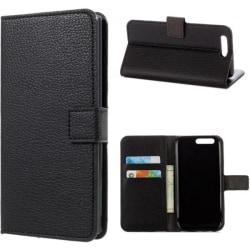 Plånboksfodral Huawei Honor 9 - Svart Black