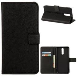 Plånboksfodral Huawei Mate 10 Lite – Svart Svart