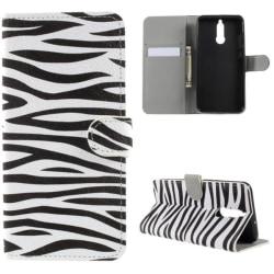 Plånboksfodral Huawei Mate 10 Lite - Zebra