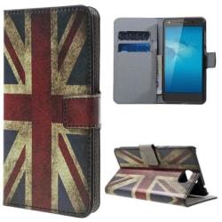 Plånboksfodral Huawei Y5 II - Flagga UK