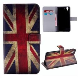 Plånboksfodral Huawei Y6 II - Flagga UK