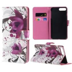 Plånboksfodral Iphone 7 Plus – Lotus