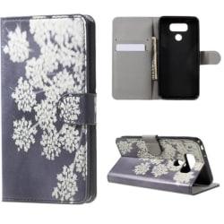 Plånboksfodral LG G6 – Små Blommor