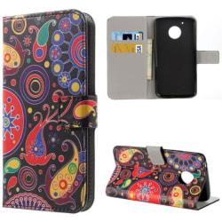 Plånboksfodral Moto G5 Plus - Jellyfish