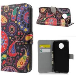 Plånboksfodral Moto G5S - Jellyfish