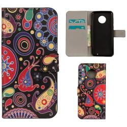 Plånboksfodral Motorola Moto G6 Plus - Jellyfish