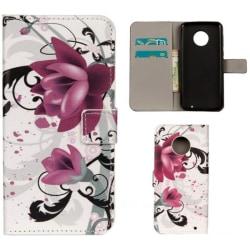 Plånboksfodral Motorola Moto G6 Plus - Lotus