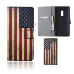 Plånboksfodral OnePlus 2 - Flagga USA