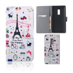 Plånboksfodral OnePlus 2 – Paris