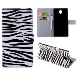 Plånboksfodral OnePlus 3 - Zebra