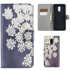 Plånboksfodral OnePlus 6T - Små Blommor