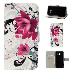 Plånboksfodral Samsung Galaxy A3 (2017) – Lotus