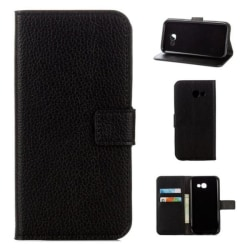 Plånboksfodral Samsung Galaxy A3 (2017) - Svart Svart