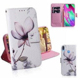 Plånboksfodral Samsung Galaxy A40 – Magnolia
