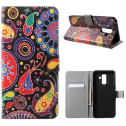 Plånboksfodral Samsung Galaxy A6 Plus - Jellyfish
