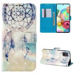 Plånboksfodral Samsung Galaxy A71 - Drömfångare Himmel