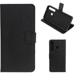 Plånboksfodral Samsung Galaxy A9 (2018) - Svart Black