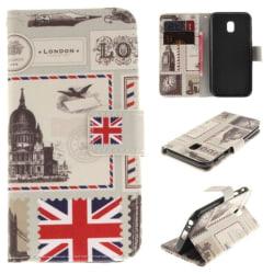Plånboksfodral Samsung Galaxy J3 2017 – London