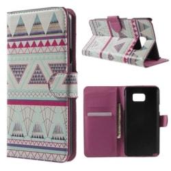 Plånboksfodral Samsung Galaxy Note 5 - Aztek