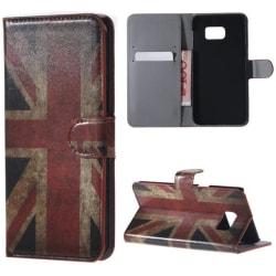 Plånboksfodral Samsung Galaxy Note 5 - Flagga UK