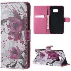 Plånboksfodral Samsung Galaxy Note 5 – Lotus