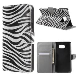 Plånboksfodral Samsung Galaxy Note 5 - Zebra