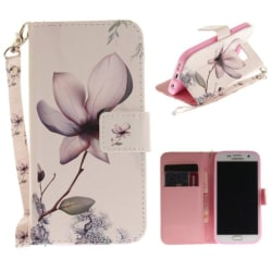 Plånboksfodral Samsung Galaxy S7 – Magnolia