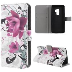 Plånboksfodral Samsung Galaxy S9 Plus – Lotus