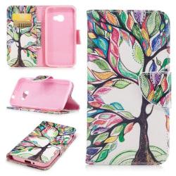 Plånboksfodral Samsung Xcover 4 / 4s – Färgglatt Träd