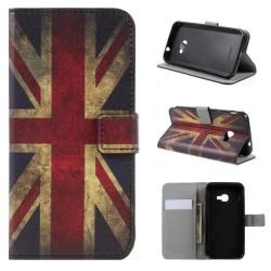 Plånboksfodral Samsung Xcover 4 / 4s - Flagga UK