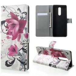 Plånboksfodral Sony Xperia 1 - Lotus