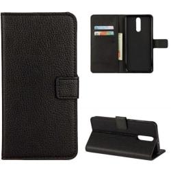 Plånboksfodral Sony Xperia 1 - Svart Svart