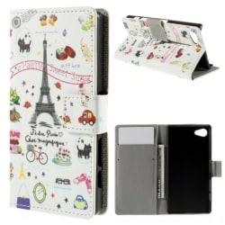 Plånboksfodral Sony Xperia Z5 Compact – Paris