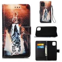 Plånboksfodral Xiaomi Mi 11 – Reflektion