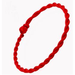 Red Ribbon Vänskaps Lycko armband Röda bandet, Red String