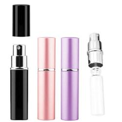 Parfymbehållare 6ml - Svart