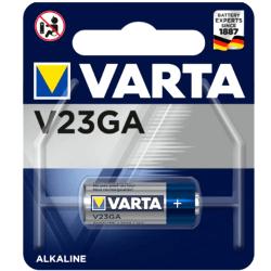 23A VARTA 12V batteri