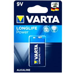 9V Block - VARTA LLP Alkaline