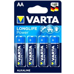 AA 4-Pack VARTA LLP Alk. 1,5V