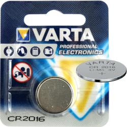 CR2016 1-Pack VARTA Litium 3V
