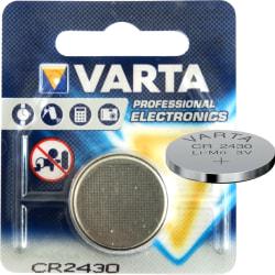 CR2430 1-Pack VARTA Litium 3V