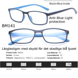 Läsglasögon BM141 Lins 2.5