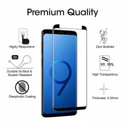 2 Pack Samsung Galaxy S9 - Härdat Glas Skärmskydd